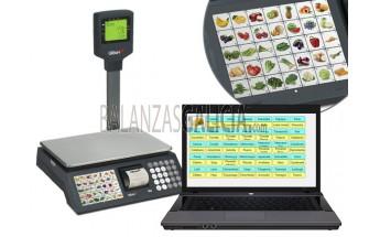 Balanza Registradora con impresora de tiques - Serie M4