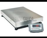 Báscula Industrial con Visor - BG-RUNNER  de 30-600 Kg