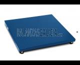 Plataforma de pesaje - Serie Tortuga