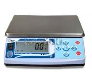 Balanza para pesaje de animales pequeños, gatos, conejos, ratones, etc  de 0.6, 1.5, 5, 10 y 30Kg. IP44