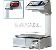 Balanza de Mostrador Táctil con impresora - SERIE ISHIDA