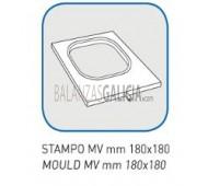 MOLDE S-JET 300 (molde mv 180x180 mm)