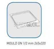 MOLDE S-JET 400 (molde 1/2)