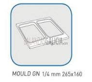 MOLDE S-JET 400 (molde 1/4 265x160mm)