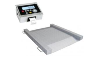 Plataformas con Impresora de Tiquet