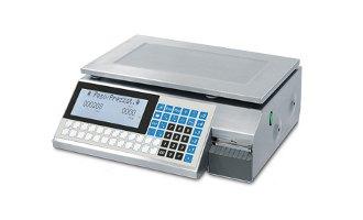 Balanzas Comerciales con Impresora