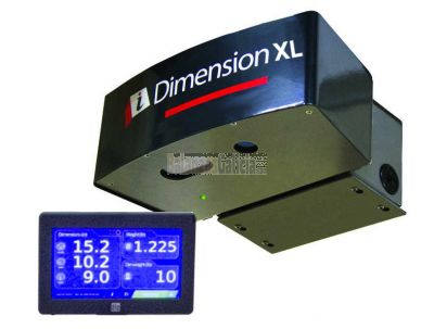 Control de peso dimensional TEOSTEK-WDIMENSION XL