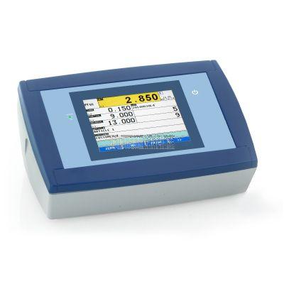 Visor Controlador Avanzado de peso BG-0953-Touch