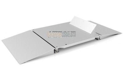 Sistema de pesaje por ejes aero|WS para aviones ligeros o helicópteros de hasta 5000 kg