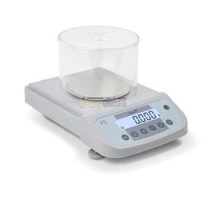 Balanza de Precision - Serie FC de alcance de 100 g a 5.000 g y una precisión de hasta 0.001