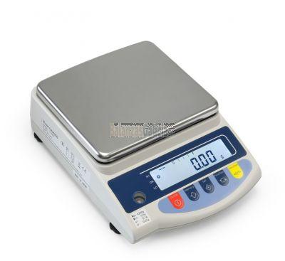 Balanza técnica de Precision - Serie HLD de alcance de 150 a 600 g y una precisión de hasta 0.002
