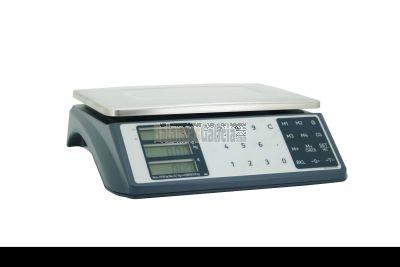 Balanza Comercial - Serie BONE 15/30  Capacidad. 15/30 Kg / Precisión: 5/10 g