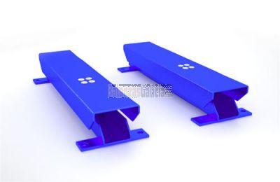 Pareja de Barras pesadoras para estructuras de báscula - BG-RES