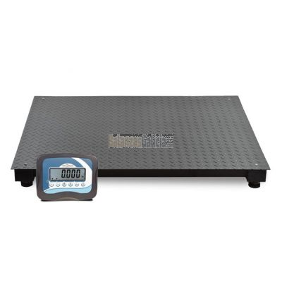 Báscula de Suelo con visor - Serie VERNI - 1500 / 3000 Kg