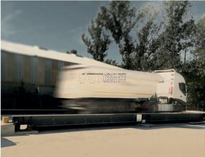 Báscula para pesaje de vehículos Metálica Modular BPPCE EVO - DIMENSIONES 3/3,3(m)  CAPACIDADES 30/60(t)