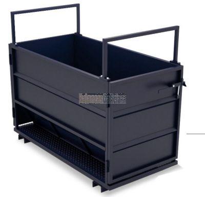 Plataforma de ganado portátil BG-GANDO 3