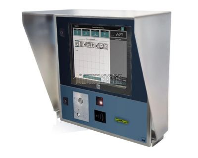 Sistema de pesaje desatendido BGS-VHCONTROL2