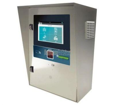Sistema de pesaje desatendido BGS-VHCONTROL3