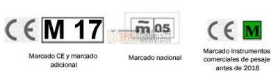 Certificado Clase de verificación III - Metrología Legal (KERN)
