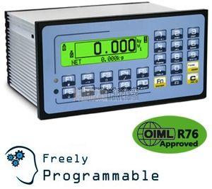 Microcontrolador/ Visor de peso para automatización Industrial BG-15CPWE