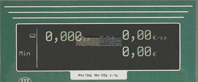 Display LCD Custom