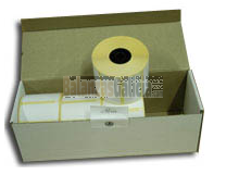 Rollo de Etiquetas Termicas 58 x 70 x 25 mm (500 Etiquetas)