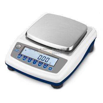 Balanza técnica de Precision - Serie HLD de alcance de 1500 a 6000 g y una precisión de hasta 0.02