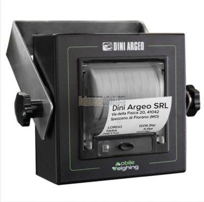 Impresora térmica con alimentación mediante visor - TWIN FORK