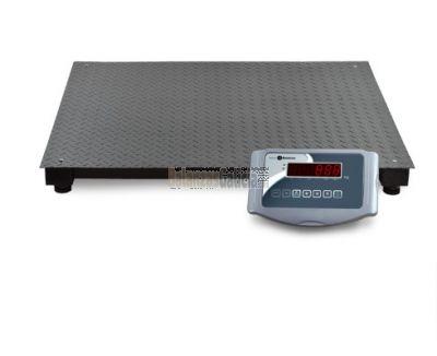 Báscula de Suelo con visor - Serie NFZ - 1500 / 3000 Kg