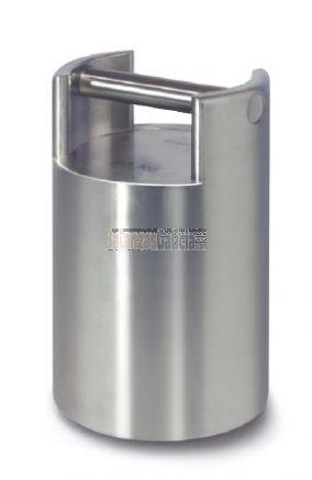 Masas de calibración F2 en acero inoxidable - 1g a 50kg