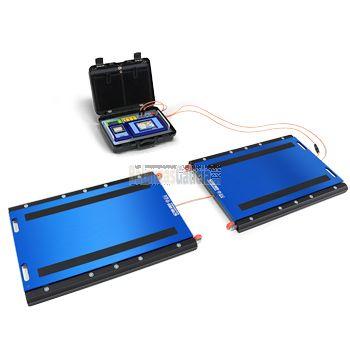KIT Pesa ejes portátil táctil para vehículos - Serie BG-YWRK