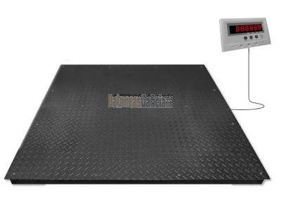 Plataforma de Suelo con Visor BG-WINTRONIX WX-F100 300/3.000 Kg