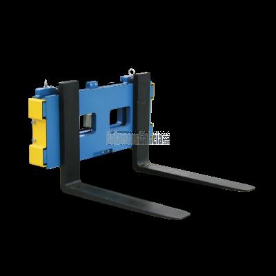 Báscula integrada para Carretillas Elevadoras con plancha porta horquillas - Serie BG-1LTW