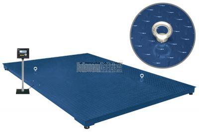 Plataforma de suelo - K3 Mamut hasta 6.000 Kg con visor K3