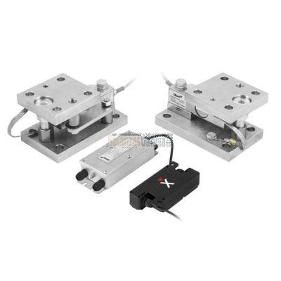 Kit en acero Niquelado con células de carga CP/CPX