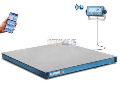 Plataforma báscula de Suelo de alta Precisión - BG-XTREME