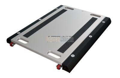 Plataforma pesa ruedas 700x450mm - Serie PMS