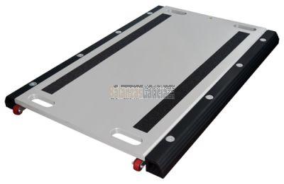 Plataforma pesa ruedas 900x500mm - Serie PMT
