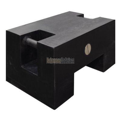 Pesas de precisión para calibración de Ganchos Grúa y Carretillas Elevadoras M1 (Masas para Calibracion)