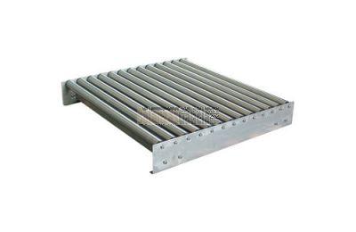 Rodillos galvanizados para instalación sobre plataforma