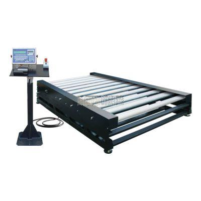 Balanza de pesaje dinámico DWT/RC HYR-SYR - Capacidades hasta 6000 Kg