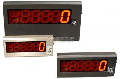 Indicador-repetidor de peso RTP BG-INOXER