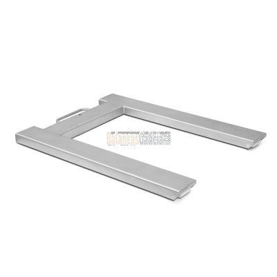 Bascula Industrial Pesapalets INOXIDABLE con visor - Serie BG-INOX-MARINE-SC Acero AISI-316L