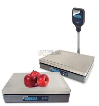 Balanza Comercial Solo Peso con bateria - Serie SL