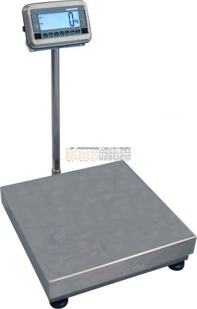 Báscula Industrial total INOX - Serie BG-KLINGER - Homologada (M)