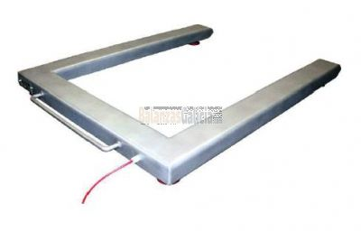 Plataforma Pesapalets - Serie BG-2800
