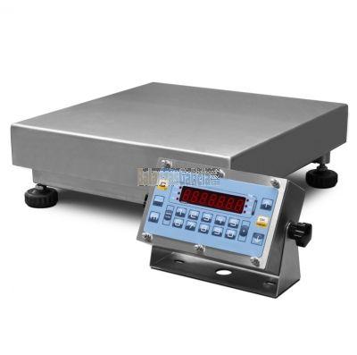 Báscula de Precisión Acero Inox IP65 - BG-USC