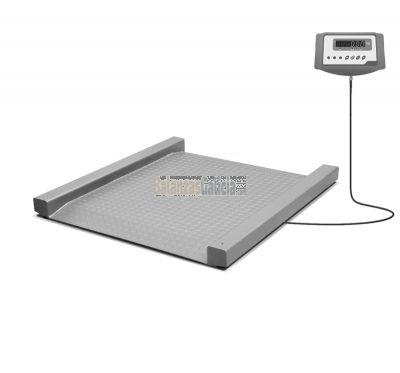 Báscula con rampas y visor BG-WINTRONIX WX-R700 300-1.500 Kg