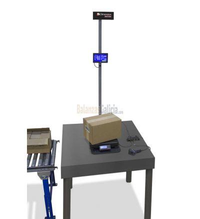 Control de peso dimensional TEOSTEK-WDIMENSION S