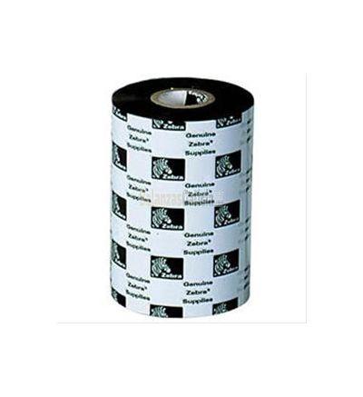 Ribbon Cera para Impresoras de Etiquetas Zebra